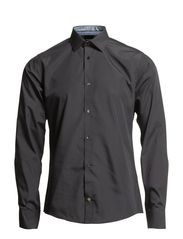 classic shirt L/S - 980 Antrasite