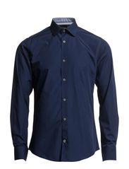 classic shirt L/S - Estate Blue