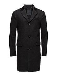 Bonnet Overcoat - 980 ANTRASITE