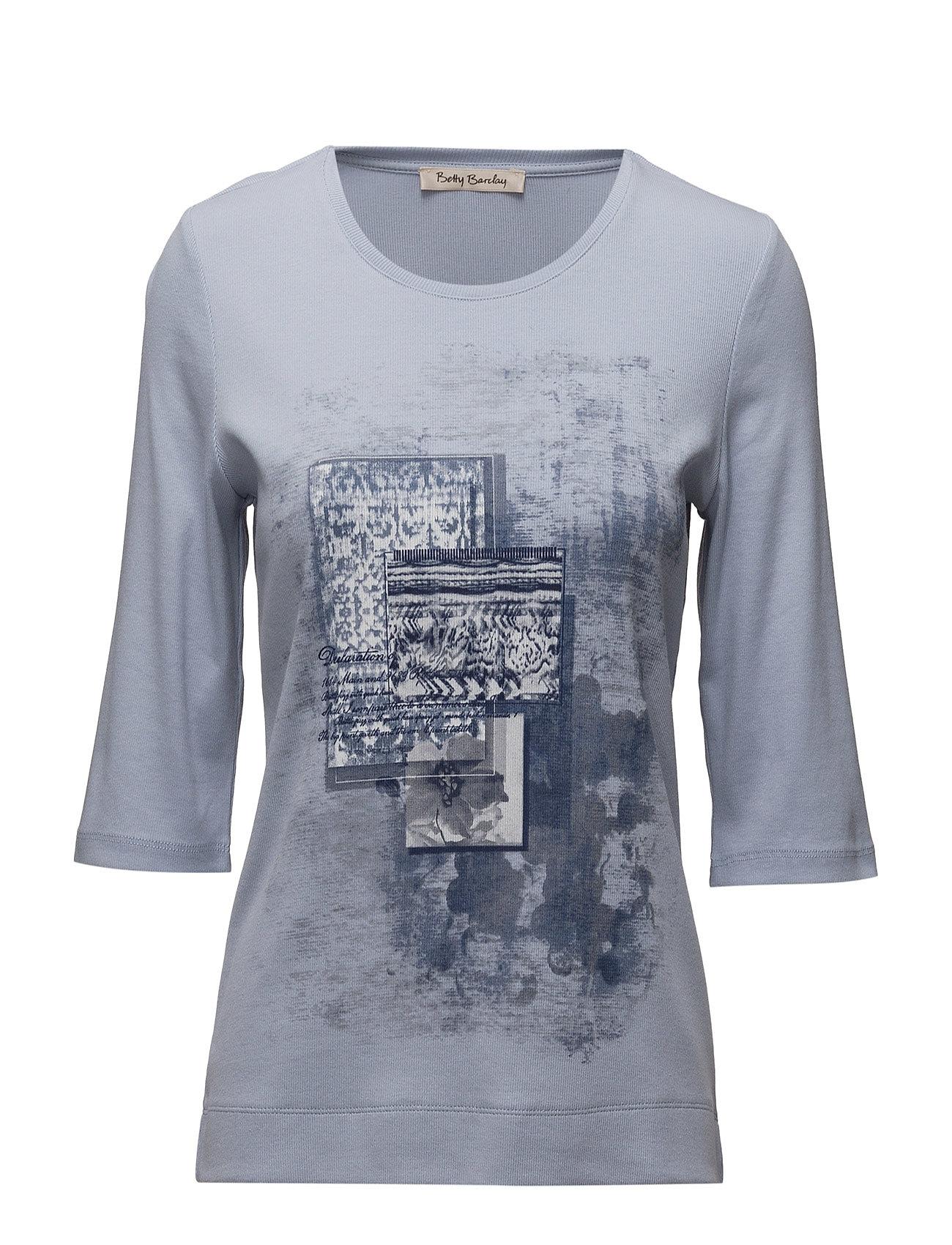 Shirt Short 1/2 Sleeve Betty Barclay Langærmede til Damer i Blå