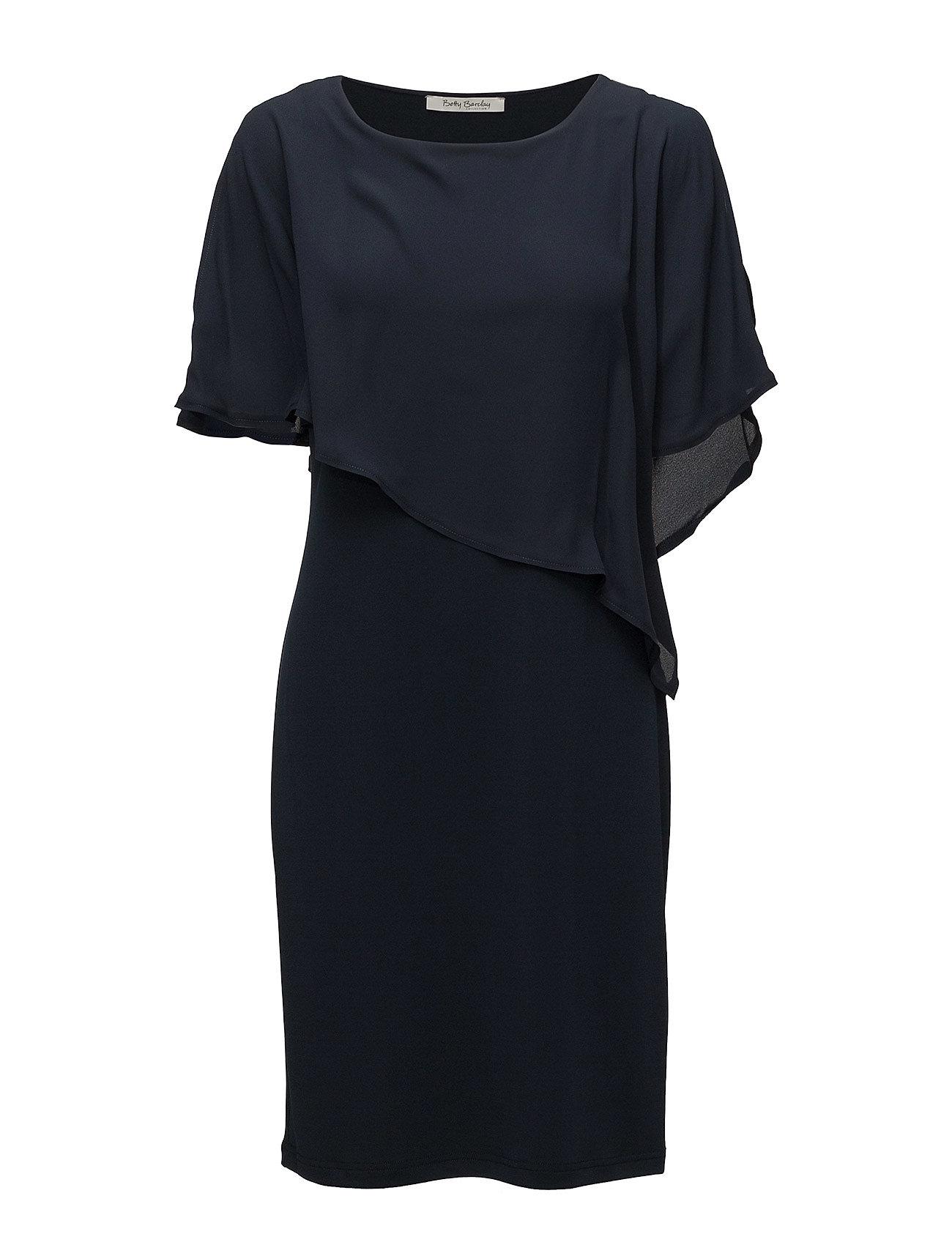 dress short 1 2 sleeve dark sky betty. Black Bedroom Furniture Sets. Home Design Ideas