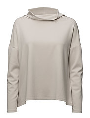 Sweat Long 1/1 Sleeve - LIGHT BEIGE