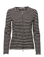 Shirt Short 1/1 Sleeve - BLACK/STONE