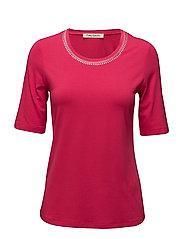 Shirt Short 1/2 Sleeve - GRENADINE PINK