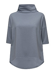 Shirt Long 1/2 Sleeve - VINTAGE BLUE