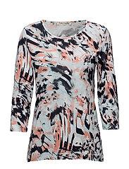 Shirt Jacket Short 3/4 Sleeve - VARICOLORED