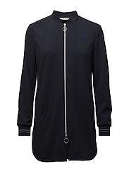 Blazer Jacket Long 1/1 Sleeve - DARK SKY