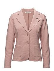 Blazer Short Single Breasted 1 - POWDER ROSE