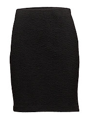 Skirt Short Jersey - BLACK