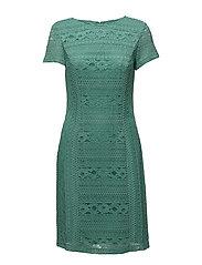Dress Short Polyester - OIL BLUE