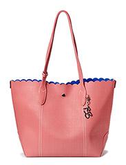 Shopper Bag A4 - pink