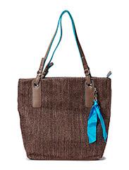 Shopper Bag A4 - chocolate