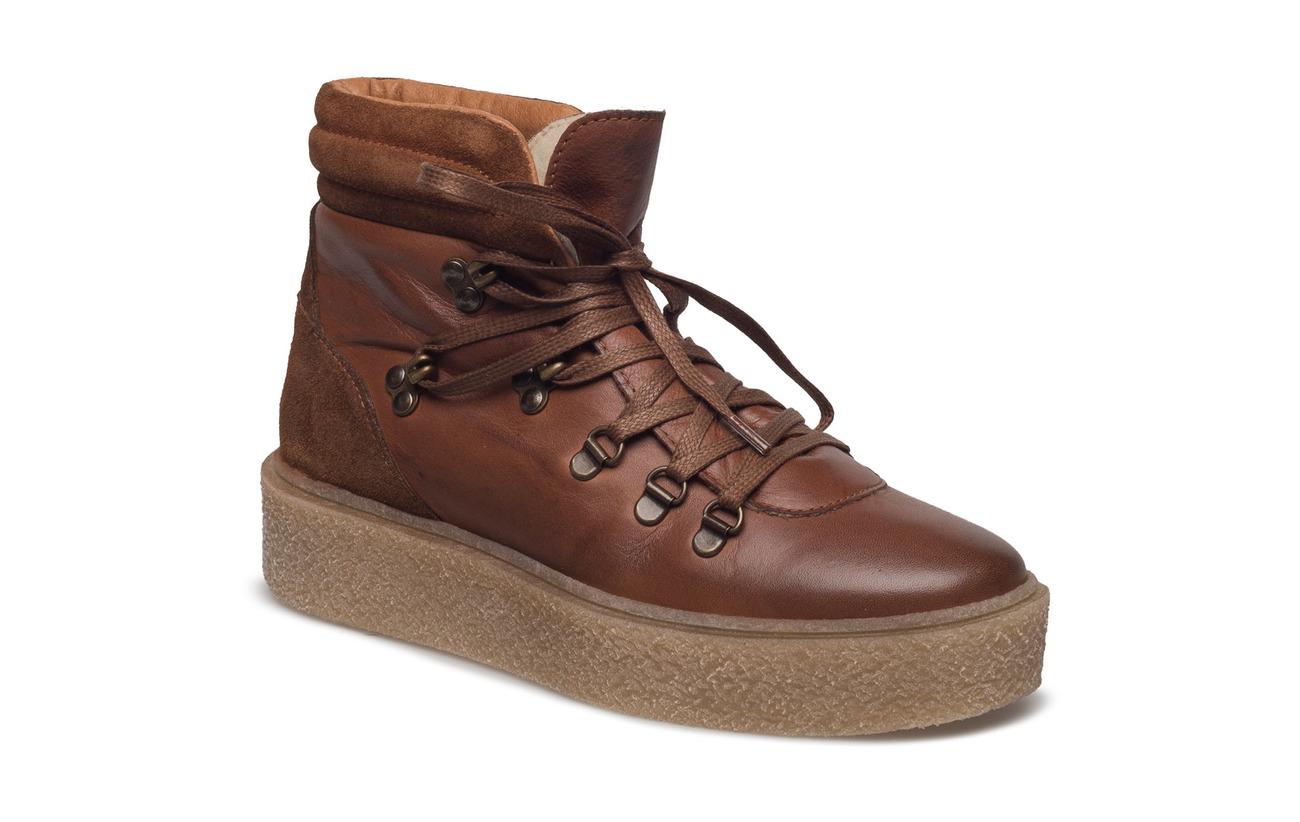 Bianco Platform Warm Hiker Boot JAS17