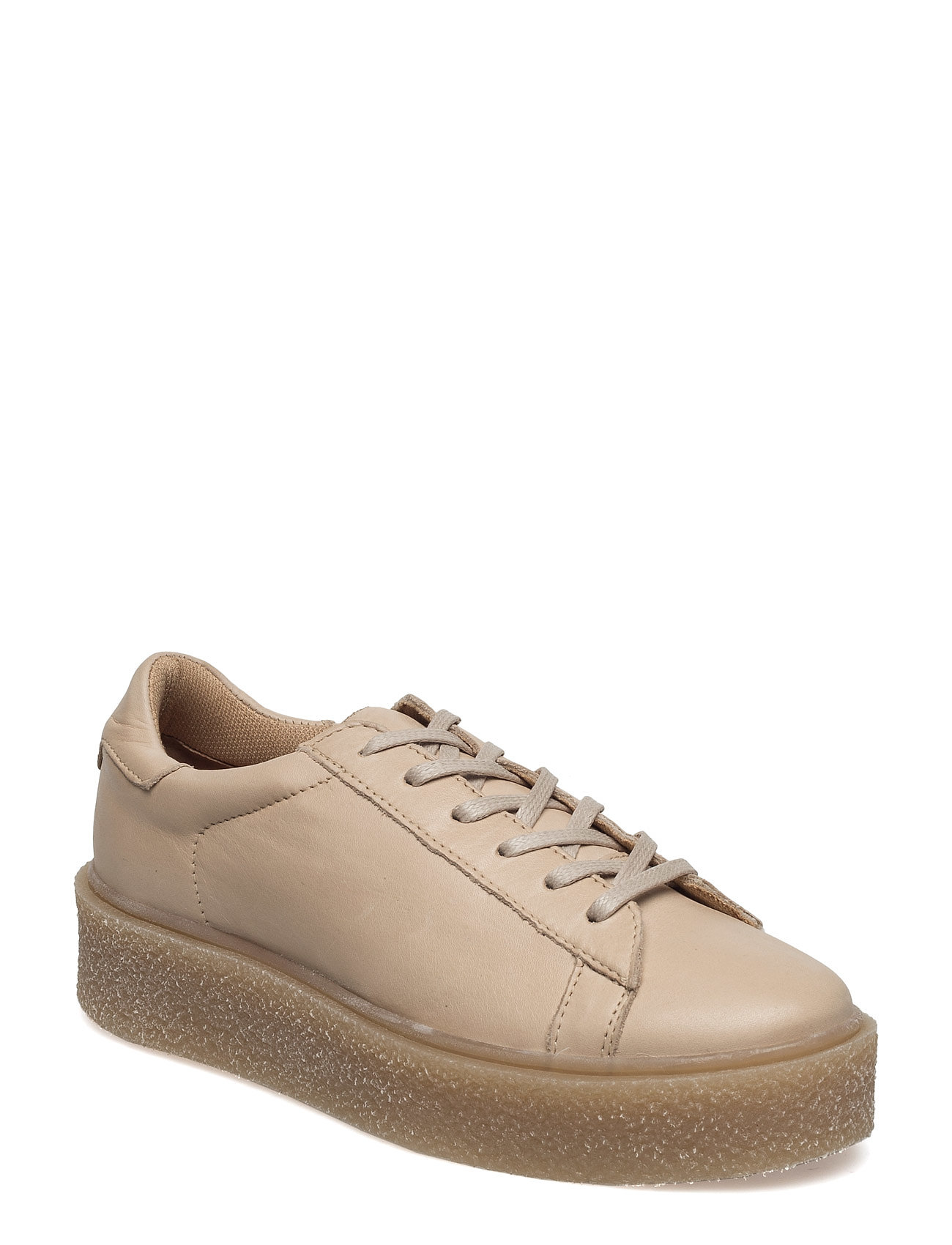 Chunky Plim Shoe Jfm17 Bianco Sneakers til Damer i SAND