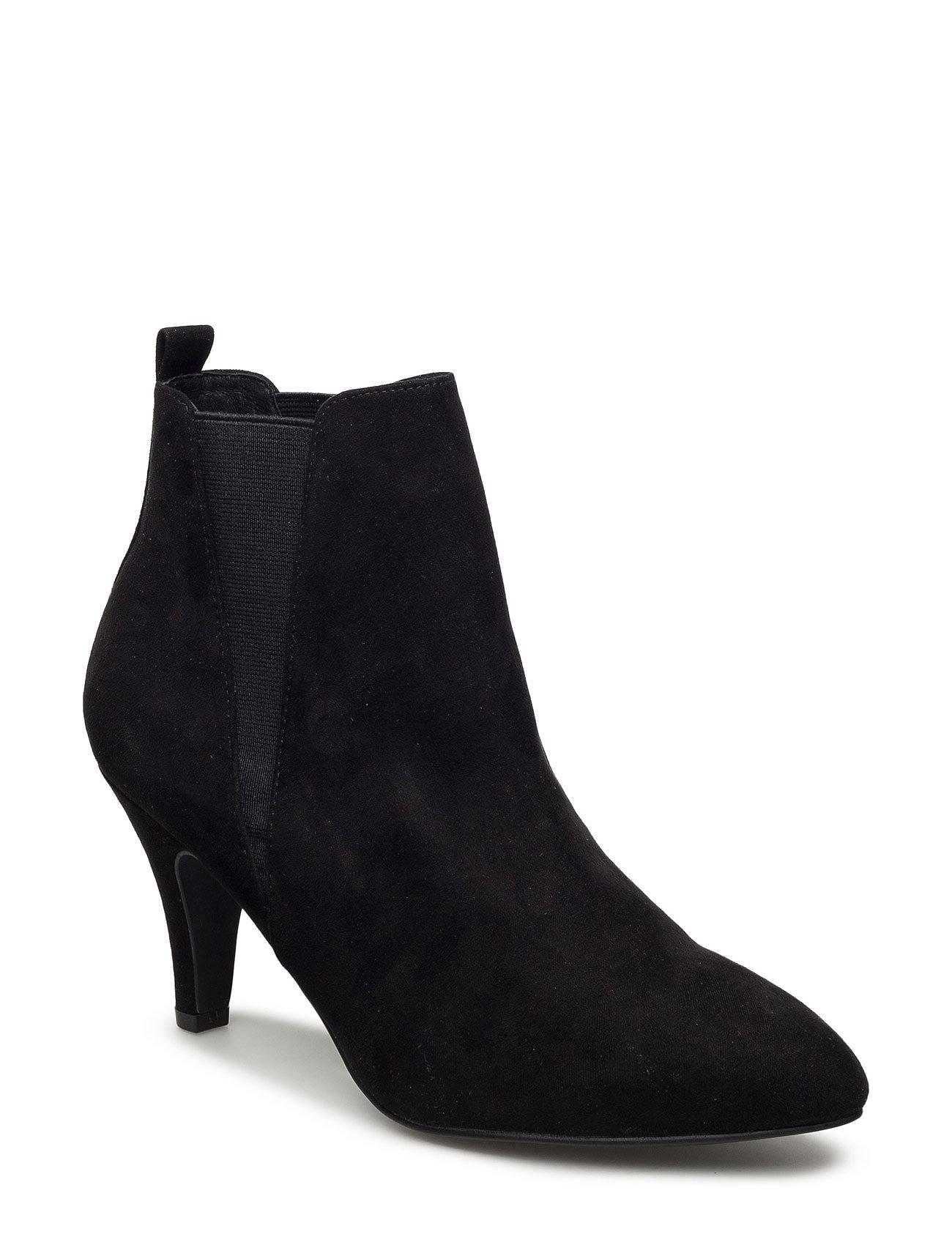 Low Heel Chelsea Jfm17 Bianco Støvler til Damer i Sort