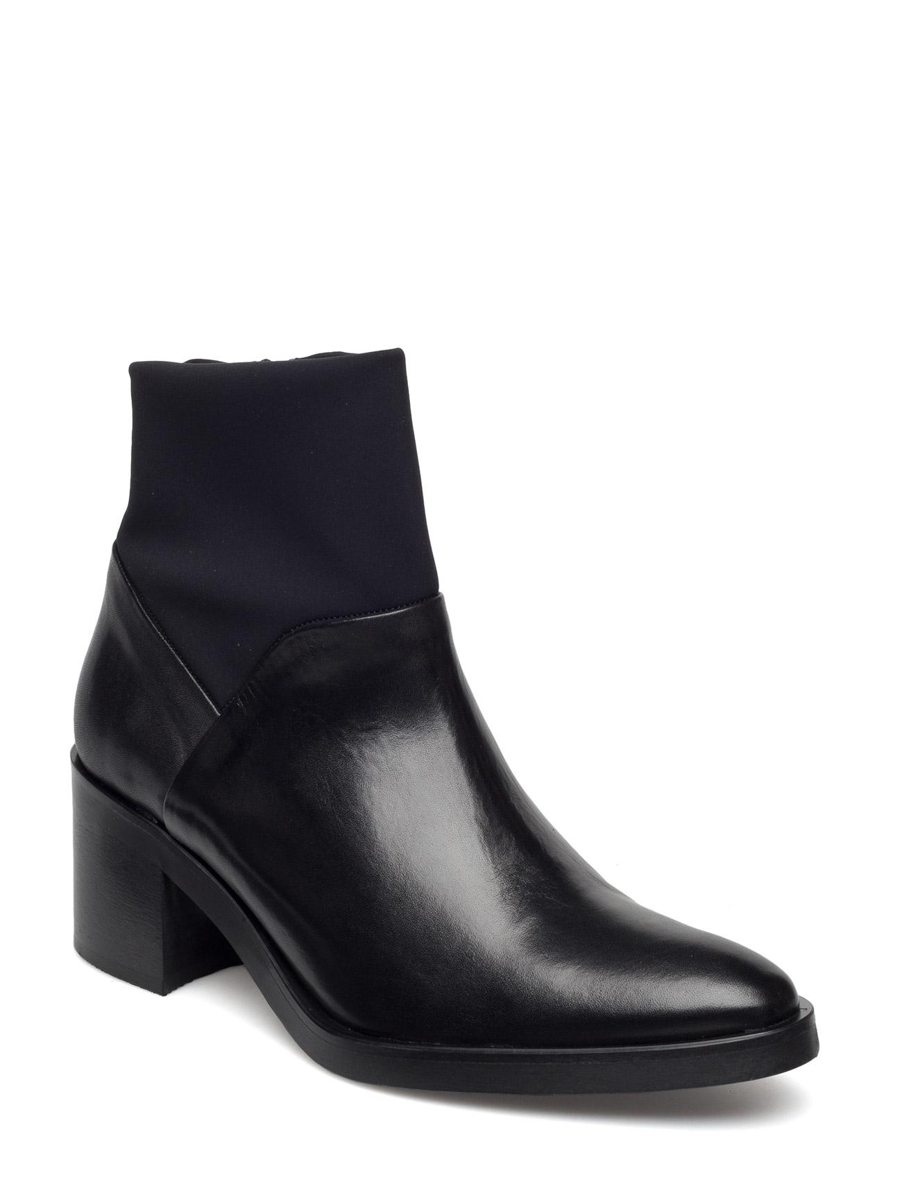 Neopren Boot Son16 Bianco Støvler til Damer i