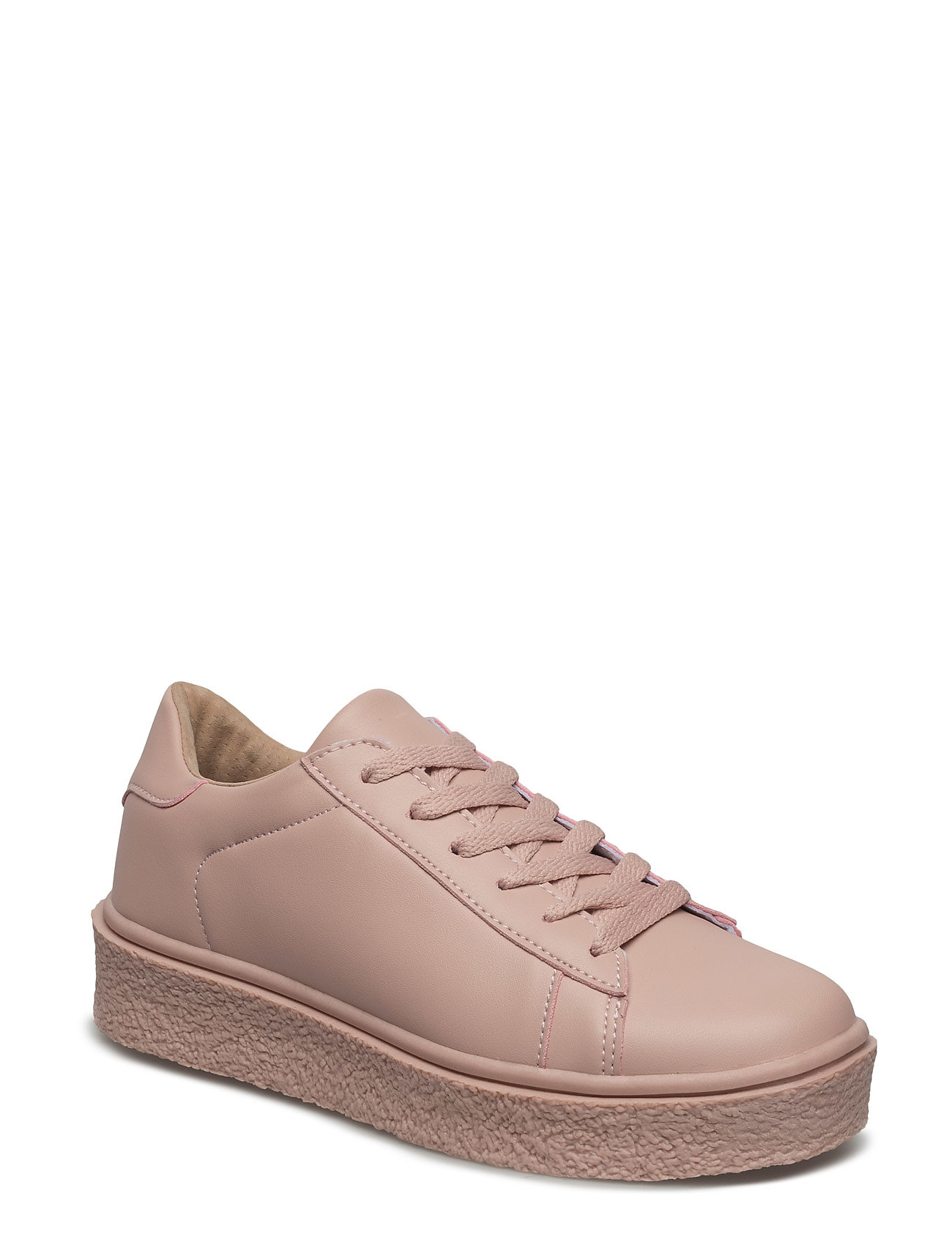 Laced Up Shoe Amj17 Bianco Sneakers til Damer i Rose