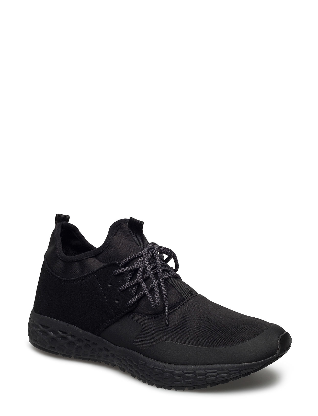 High Cut Sneaker Jfm17 Bianco Sko til Mænd i Sort