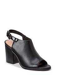 Mule Sandal JJA15 - Black