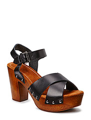 Clogs Cross Sandal MAM15 - Black