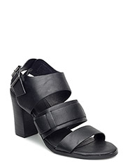 Buckle Sandal MAM16 - BLACK