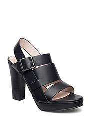 Strap Sandal MAM16 - BLACK