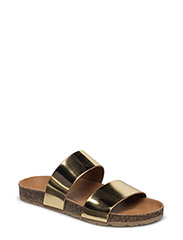 Double Strap Slip On EXP17 - GOLD