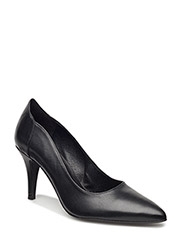 Dress Leather Pump SON16 - BLACK