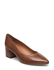 Court Shoe EXP16 - LIGHT BROWN