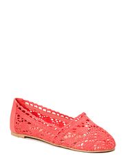 Note Ballerina - Coral Red