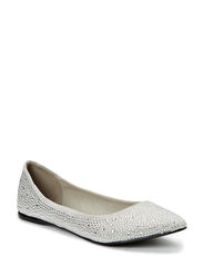 Pointy Diamond Ballerina JJA14 - Grey