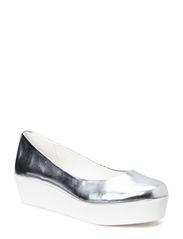 Basic Flatform DJF15 - Silver