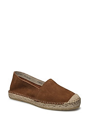 Lux Espadrille MAM15 - LIGHT BROWN