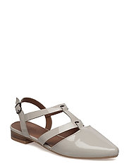 Open Slingback Shoe MAM16 - GREY