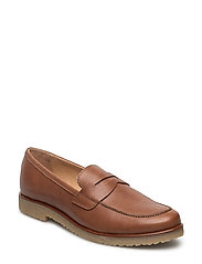 High Front Loafer JFM17 - LIGHT BROWN