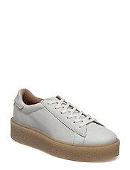 Chunky Plim Shoe JFM17 - WHITE
