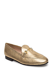 Dress Horsebite Loafer EXP17 - GOLD