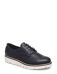 Laced Up Shoe JFM18 - 10-BLACK