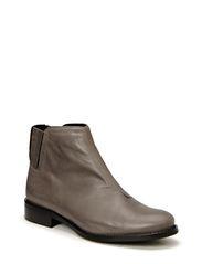 Boot W/Elastic Deco JJA14 - Grey