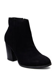 Clean Chuncky Boot DJF15 - Black
