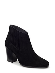 Panel Dress Boot JJA16 - BLACK