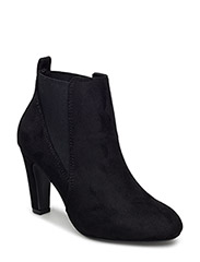 Dress Chelsea Boot - BLACK