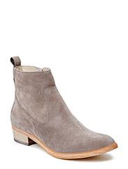 Suede Boot  JJA15 - Grey