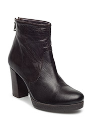 Clean Platform Boot SON16 - DARK BROWN