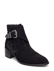 Rivets Deco Boot SON16 - BLACK