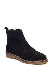 Tube Cas. Boot JAS17 - BLACK