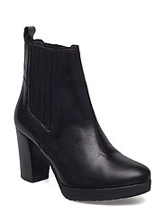 Panel Platform Boot JAS17 - BLACK