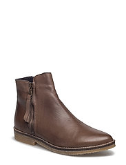 Double Zip Boot JAS17 - STONE