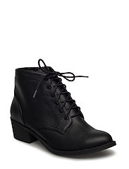 Laced Up JAS17 - BLACK