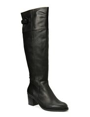 Long Low Heel Boot SON14 - Black